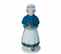 Department 56 Heritage snow village Christmas figurine 5928-0 fezziwegs ... - $14.46