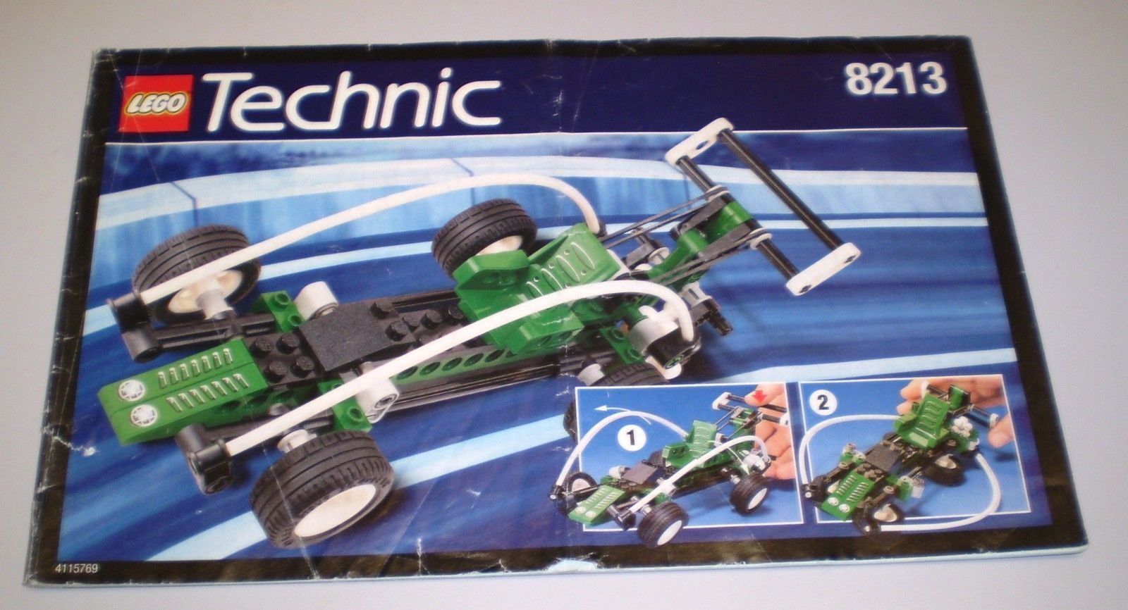 Used Lego Technic Instruction Book Only And 43 Similar Items