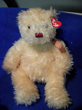 TY CLASSIC FLECKS PLUSH BEAR CUTE NEW  CUTE - $3.80