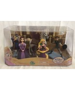 Disney Tangled The Series Adventure Figurine Set Rapunzel Five by Jakks ... - $21.77