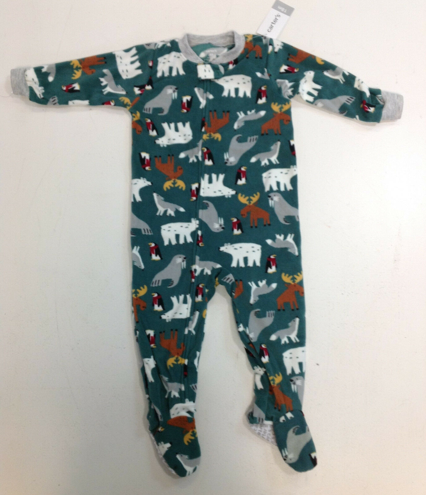135e30879 Carter's Boys' One-Piece Footed Pajamas, and 14 similar items. S l1600