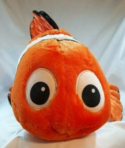 "Finding Nemo 16"" Plush Clown Fish Disney Store - $12.38"