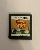 Phineas And Ferb DS(I) Game USA Version, Read Description - $11.99