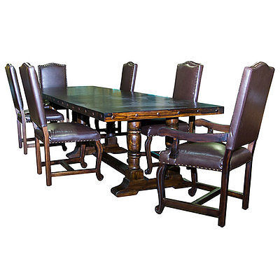 12' Conference Room Table and Chairs