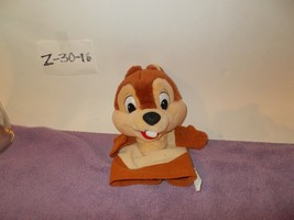 "Chip and Dale Puppet Plush 9""  Disneyland - $9.99"
