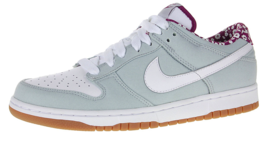 NIB Nike Dunk Low CL Neutral Grey Casual Sneakers Leather Women's Shoes  - $44.99