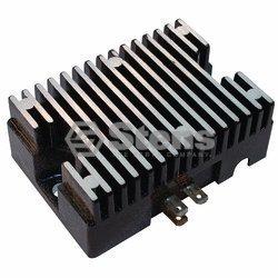 Silver Streak # 435024 Voltage Regulator for KOHLER 237335, KOHLER 41 403 06-...