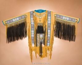 Authentic Tigua Indian Native American Double B... - $3,559.00