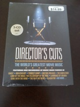 Director's Cuts The World's Greatest Movie Music 3-CD - $8.99