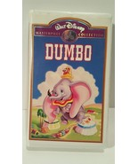 Walt Disney's Dumbo Masterpiece Collection VHS - $4.26