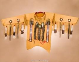 Authentic Handmade Shoshone Indian Native Ameri... - $1,799.00
