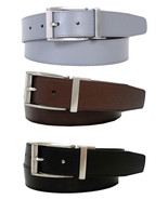 """Nike Classic - Reversible Golf Casual Leather Roller 1-1/4"""" Wide Belt - $35.00"""