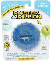 The Original Master a Million Ball BLUE Bounce to 1,000,000 Toy - $13.30