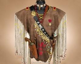 Authentic Handmade Creek Indian Native American... - $1,599.00