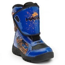 TONY HAWK Thermolite Insulated Waterproof Snow Boots NWT Toddler's Size ... - $514,55 MXN+