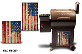 Traeger Smoker Grill Graphic Kit Decal Wrap Skin For CostCo Century Mode... - $19.75