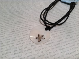 Geo Jewelry Sun Shifters Color Changing Necklace with Sea Star Adjustable Length