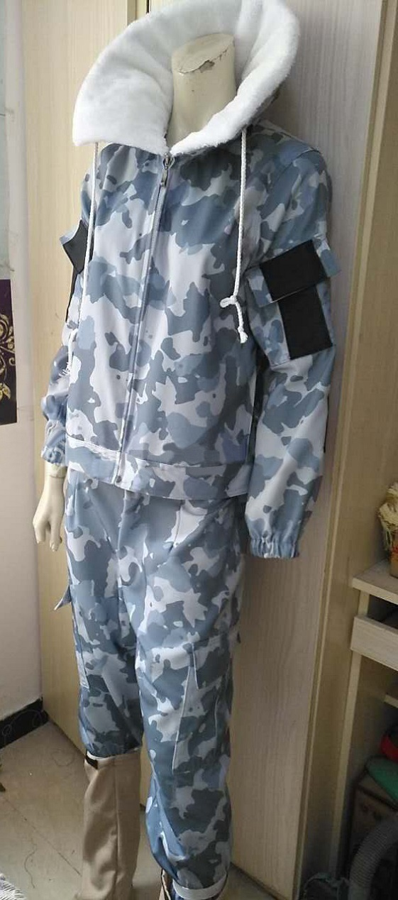 Rainbow six siege tina lin tsang frost cosplay costume buy