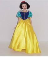 Disney Snow White Doll Porcelain Franklin Mint ... - $395.95