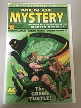 Men of Mystery Comics (1996- AC Comics) #25 Signed by Martin Nodell NM Near Mint - $18.81