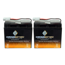 RBC11 UPS Computer Power Backup System Complete Replacement Battery Kit - $173.59