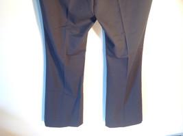 GAP Women's Size 12 / 12R Business Casual Pants Dark Charcoal Gray Viscose Blend image 5