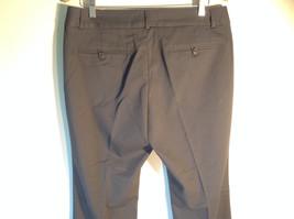 GAP Women's Size 12 / 12R Business Casual Pants Dark Charcoal Gray Viscose Blend image 4