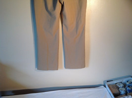 Talbots Women's Size 10 Business Casual Pants Curvy Fit Beige Camel Tan Brown image 5