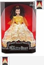 NIB Disney's BEAUTY AND THE BEAST Broadway BELLE Doll            25 - $32.67