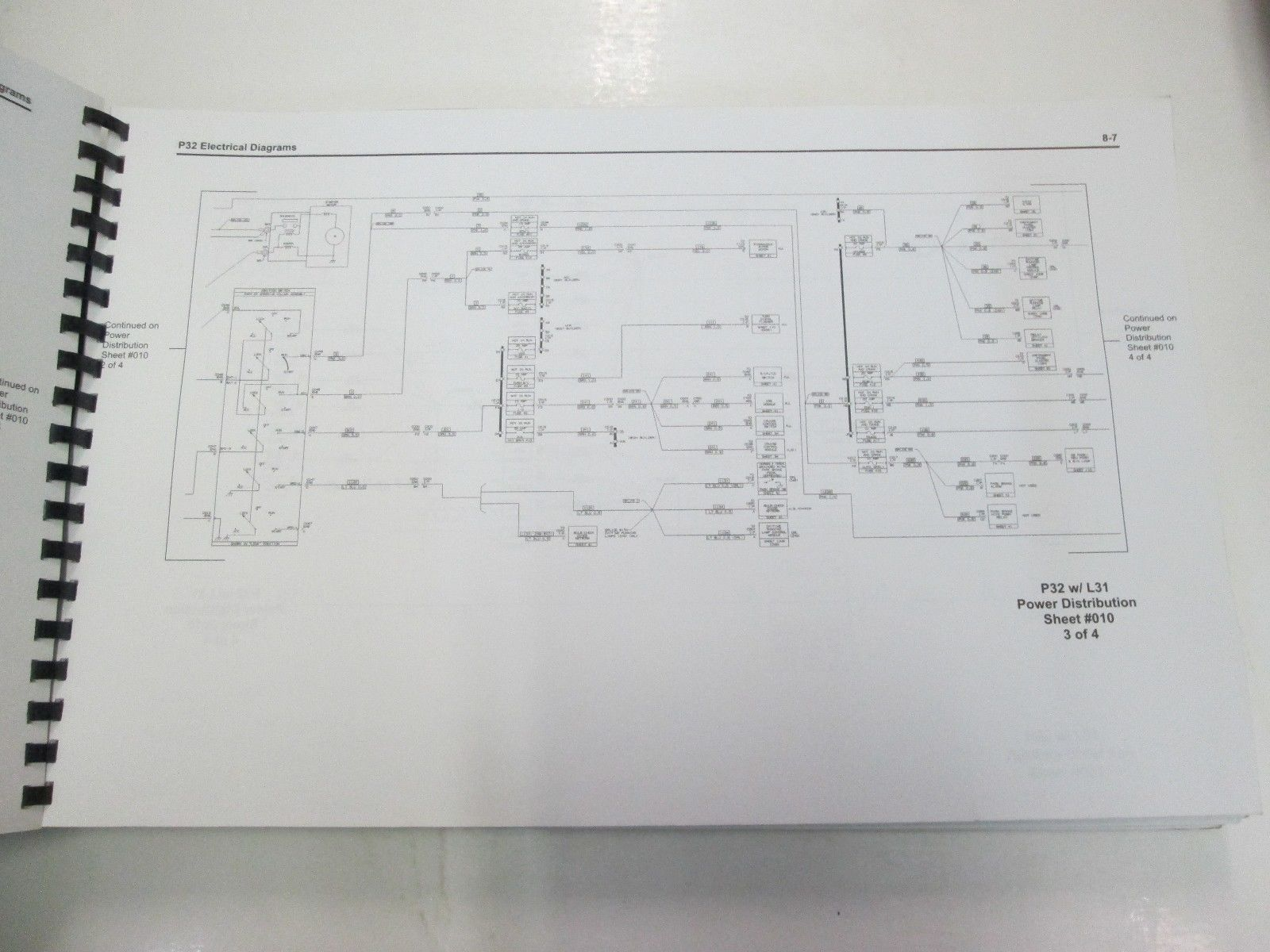 P 32 Workhorse Wiring Diagram Electrical Diagrams Ballast T5 Custom Chassis Service Manual And 50 Similar Items Ez Go Textron