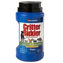 Havahart Critter Ridder 3146 Animal Repellent, 5-Pounds Granular Shaker - $42.07