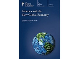 The Great Courses: America and the New Global Economy [Audio CD] [Jan 01... - $22.28