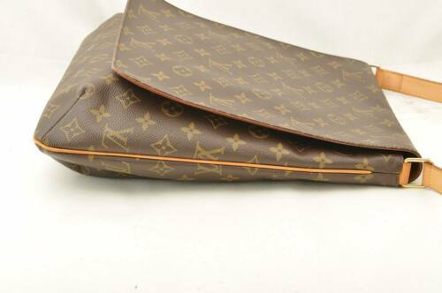 LOUIS VUITTON Monogram Musette Shoulder Bag M51256 LV Auth 10485 image 4
