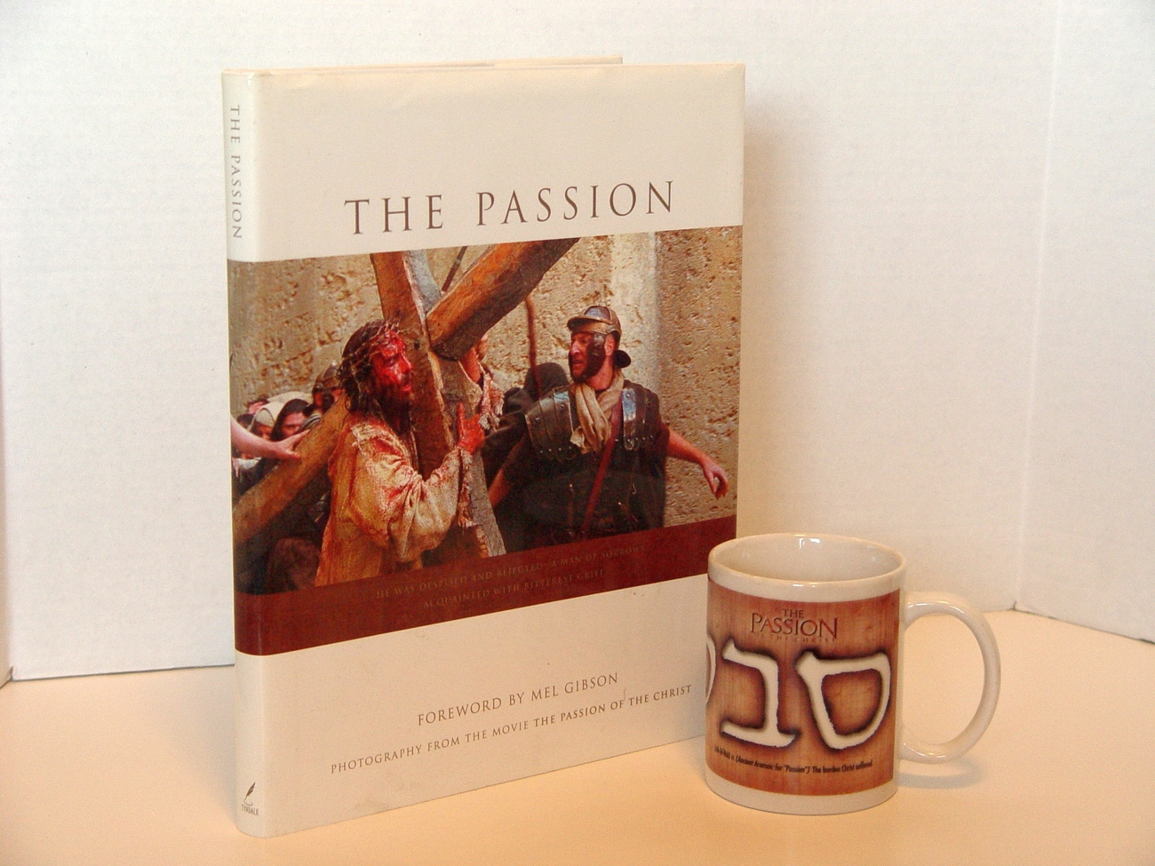 Primary image for The  Passion Movie Collection : Book, Mug, and New DVD