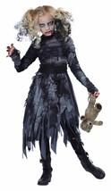 California Costumes Zombie Girl Child Halloween Costume 00488 - $27.00