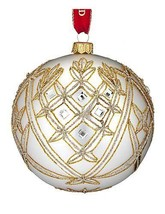 Waterford HH Avoca Ball Ornament - $67.73