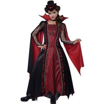 2015 New California Costumes Victorian Vampire Girl Kid Halloween Costum... - $43.00
