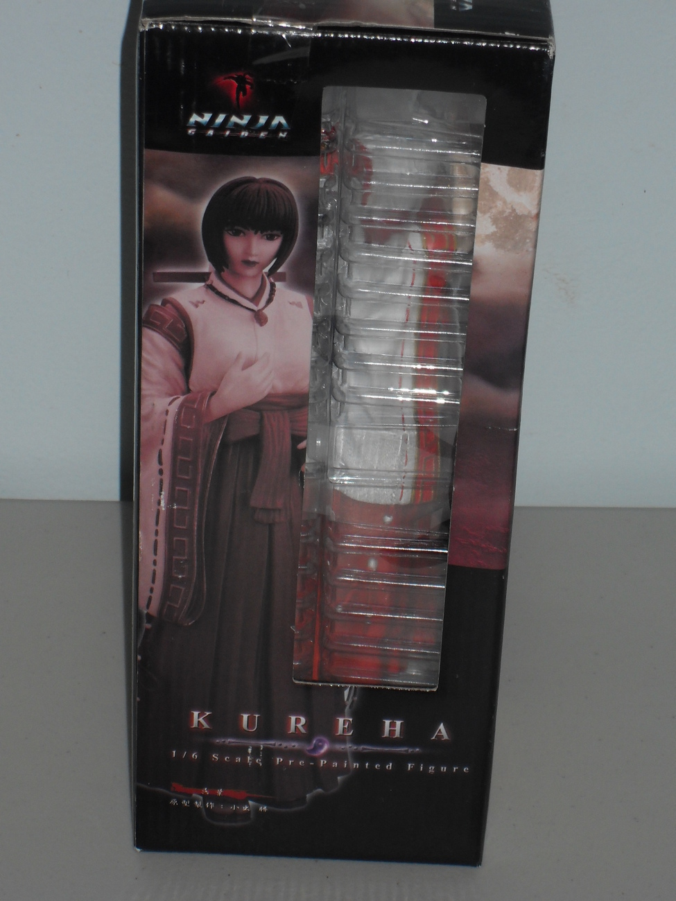 Kotobukiya Ninja Gaiden Kureha 1/6th Scale Pre-Painted Figure New In The Package