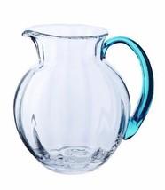 Dartington Crystal Turquoise Temptation Posy Pi... - $72.57