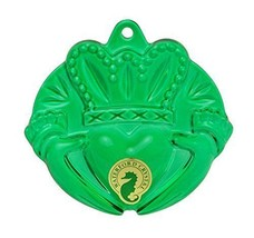 Waterford Claddagh Ornament - Green - NEW - $19.34