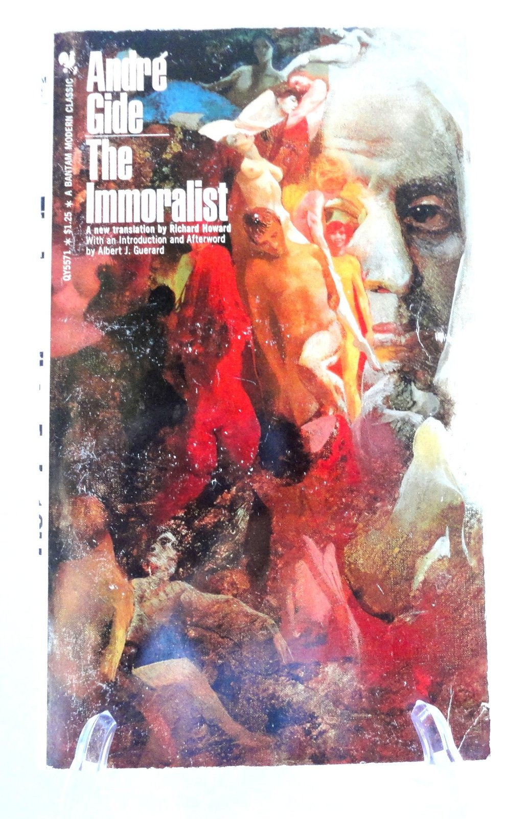 The Immoralist [Paperback] [Jan 01, 1970] Gide, Andre - Books