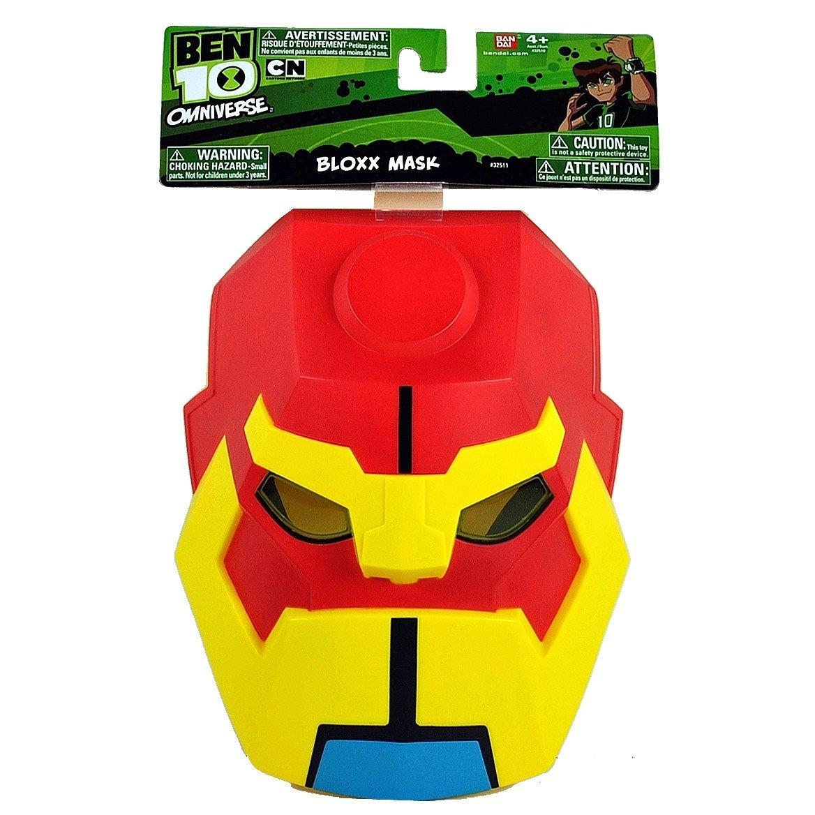 Bandai Year 2013 Ben 10 Omniverse Series Action Figure Mask - BLOXX
