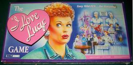 I Love Lucy Board Game - [New] Family Fun - $52.88