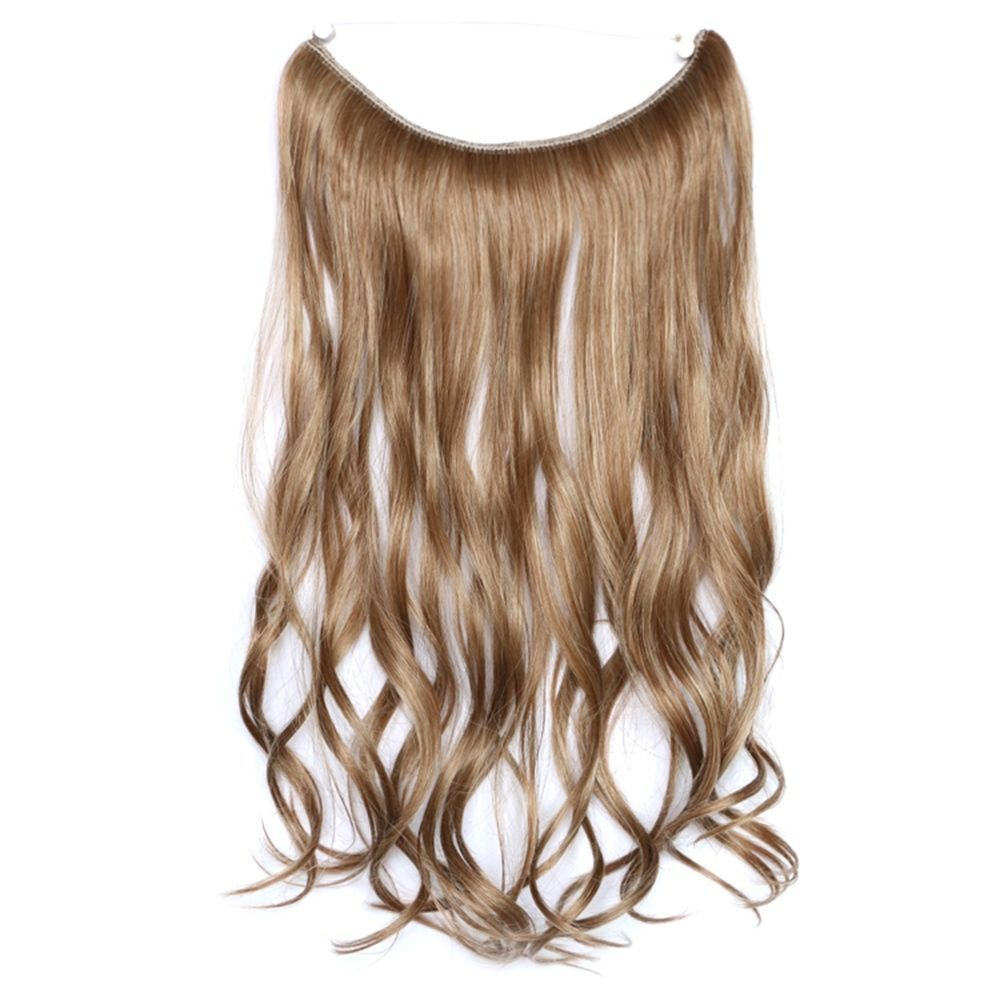 Hair Extensions Fishing Line Remy Hair Review