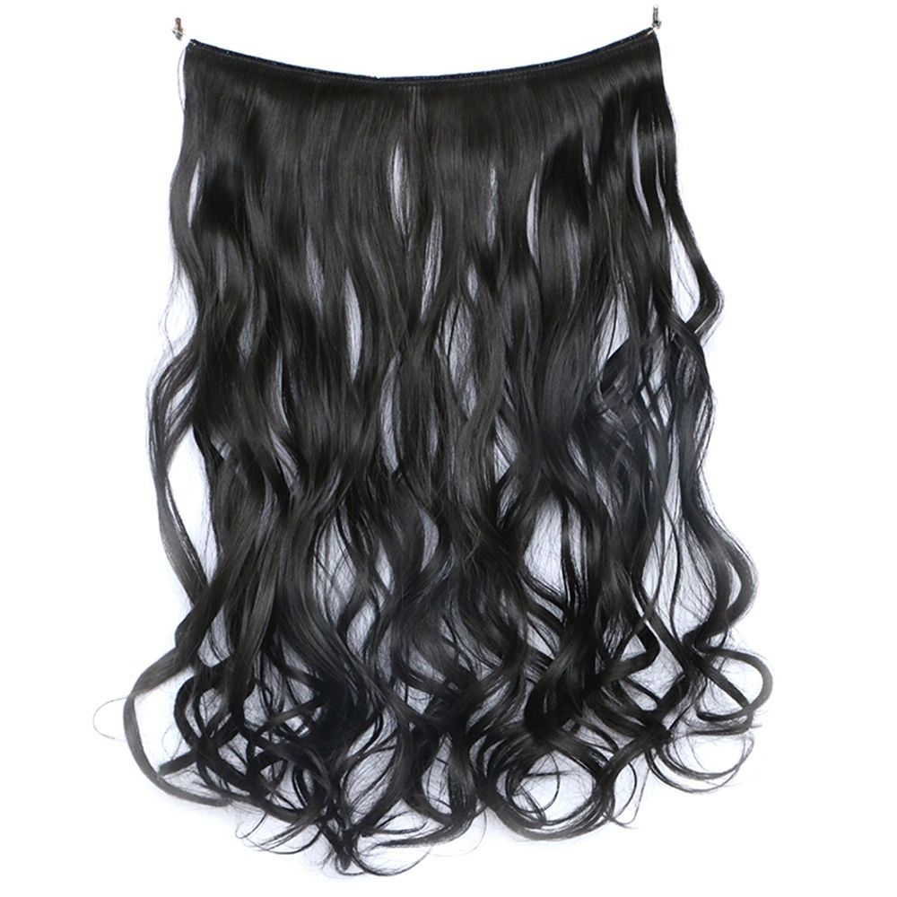 Hairstyles Gifts : hair extension piece long curly hair wig piece03 - Hair Accessories ...