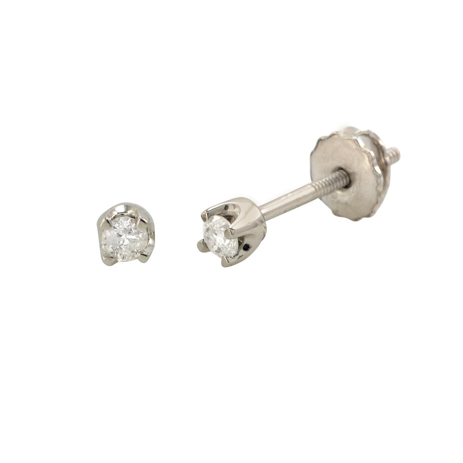 diamond stud earrings 10 cttw i j i2 i3 925 sterling. Black Bedroom Furniture Sets. Home Design Ideas