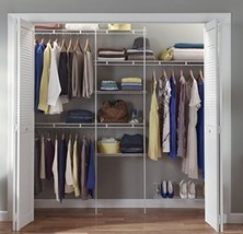 Closet Home Bedroom Organizer Storage Hanging 5... - $79.98