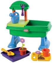 Kids Play Garden Grow Outside Flower Toy Playing Set Tikes Water Strong ... - $55.98