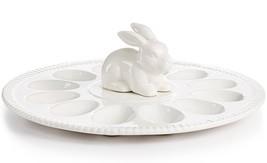 Martha Stewart Collection Bunny Figurine Devile... - $36.72