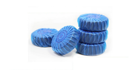 Blue Bubble Clean Toilet Deodorant Toilet Cleaner 1Piece - $2.85